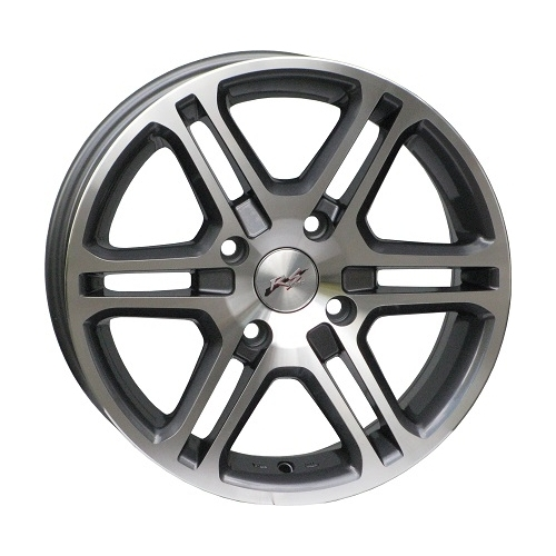 RS Wheels 789 5.5x13 4x98 ET38 DIA58.6