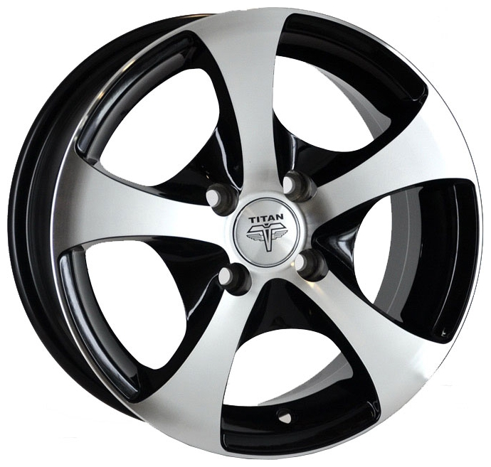 RS Wheels Ti06 6x14 4x100 ET40 DIA67.1