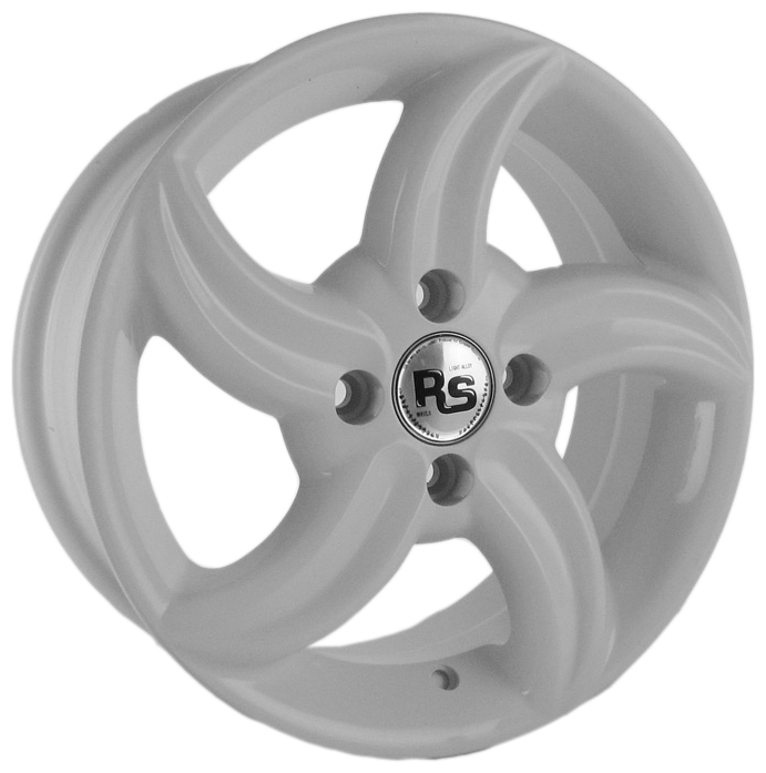 RS Wheels 138 6x14 4x100 ET40 DIA67.1 белый