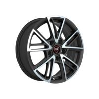NZ Wheels F-14 6x14 4x100 ET43 DIA60.1